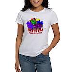 Autism Puzzle Jump Women's T-Shirt