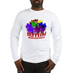 Autism Puzzle Jump Long Sleeve T-Shirt
