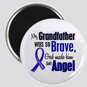 Angel 1 GRANDFATHER Colon Cancer Magnet