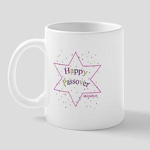 HAPPY PASSOVER LEFTY Mug