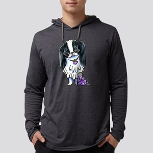 Japanese Chin Dragon Long Sleeve T-Shirt