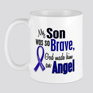 Angel 1 SON Colon Cancer Mug