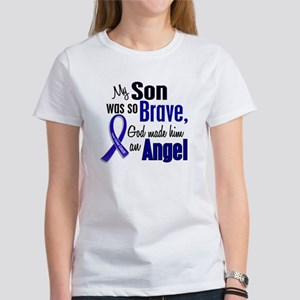 Angel 1 SON Colon Cancer Women's T-Shirt