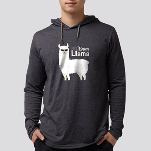 No Drama Llama Long Sleeve T-Shirt