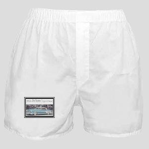 """1955 DeSoto Ad"" Boxer Shorts"