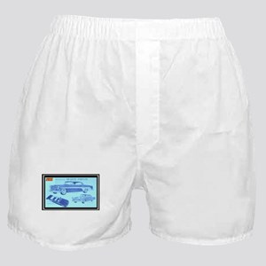 """1955 DeSoto"" Boxer Shorts"