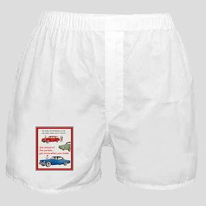 """1954 Studebaker Ad"" Boxer Shorts"