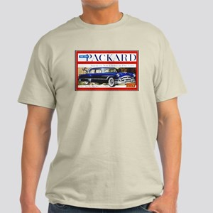 """1953 Packard Ad"" Light T-Shirt"