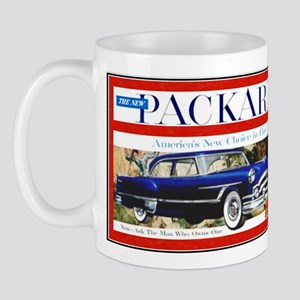 """""""1953 Packard Ad"""" Mug"""