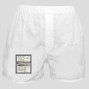 """1953 Henry J Ad"" Boxer Shorts"