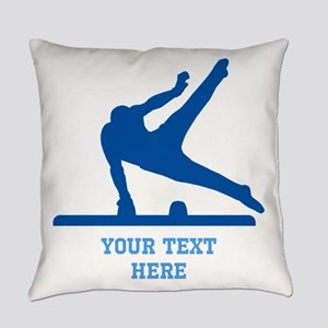 Personalized Pommel Horse Everyday Pillow