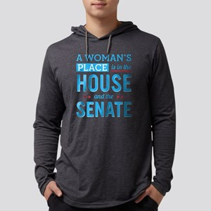 A Woman's Place Is In The House And The Senate Lon