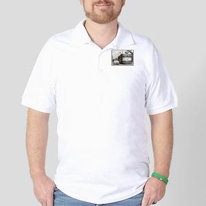 """Share the Road"" Golf Shirt"