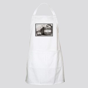 """""""Share the Road"""" BBQ Apron"""
