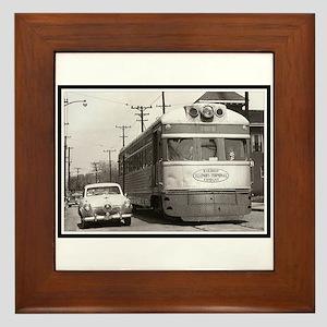 """""""Share the Road"""" Framed Tile"""