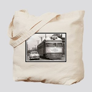 """Share the Road"" Tote Bag"