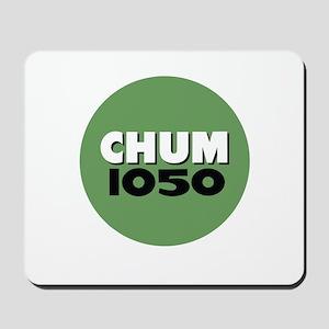 CHUM Toronto 1958 -  Mousepad