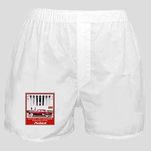 """1951 Packard Ad"" Boxer Shorts"