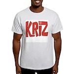 KRIZ Phoenix 1970 - Ash Grey T-Shirt