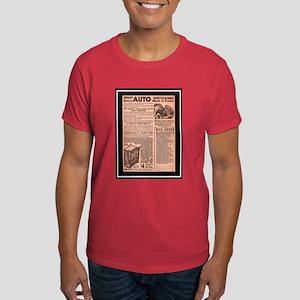 """Auto Guide-Circa 1960"" Dark T-Shirt"