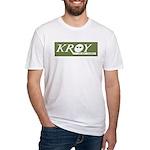 KROY Sacramento 1964 - Fitted T-Shirt
