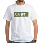 KROY Sacramento 1964 - White T-Shirt