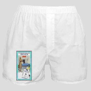 """Tareyton Cigarettes"" Boxer Shorts"