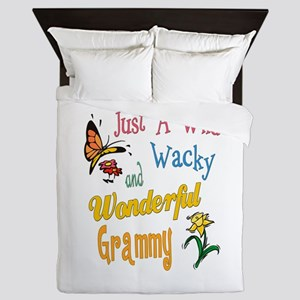 Wonderful Grammy Queen Duvet