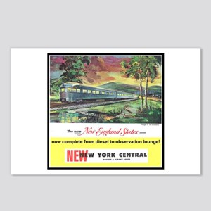 """""""1949 New England States Ad"""" Postcards (Package of"""