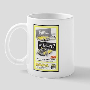 """""""1949 NAPA Ad"""" Mug"""
