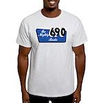 XEAK Tijuana (1950s) - Light T-Shirt