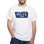 XEAK Tijuana (1950s) - White T-Shirt