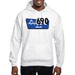 XEAK Tijuana (1950s) - Hooded Sweatshirt