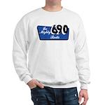 XEAK Tijuana (1950s) - Sweatshirt