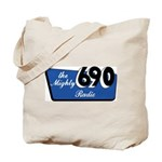 XEAK Tijuana (1950s) - Tote Bag