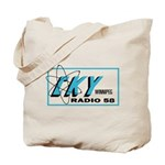 CKY Winnipeg 1964 - Tote Bag