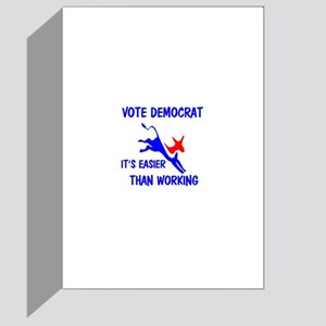 IMPEACH DEMOCRATS Greeting Card
