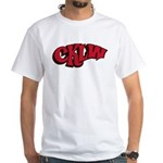 CKLW Detroit 1970s - White T-Shirt