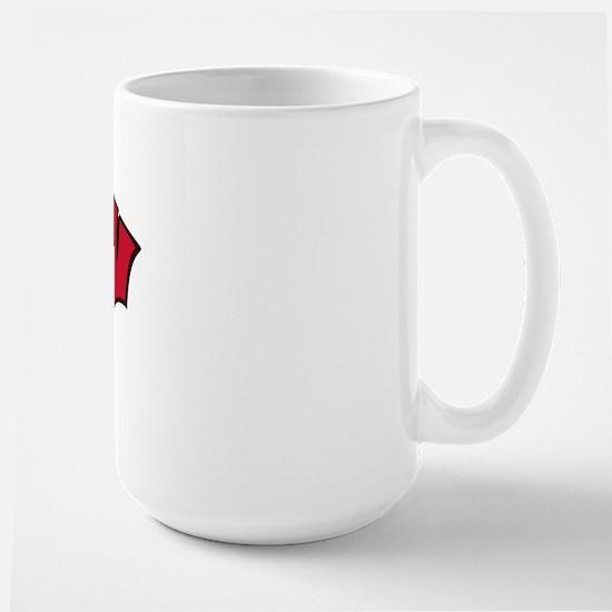 CKLW Detroit 1970s - Large Mug