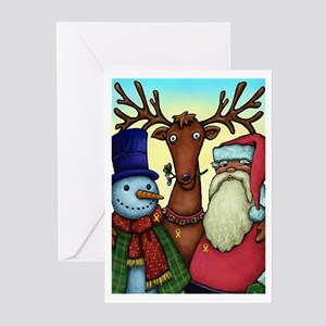 Military Holiday Greeting Cards (Pk of 10)