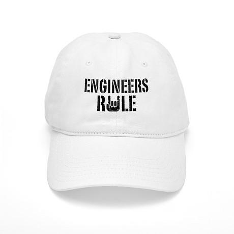 Engineers Rule Cap