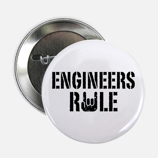 """Engineers Rule 2.25"""" Button"""