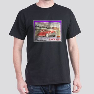 """1949 Packard Ad"" Dark T-Shirt"