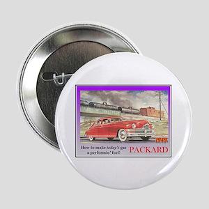 """""""1949 Packard Ad"""" 2.25"""" Button"""