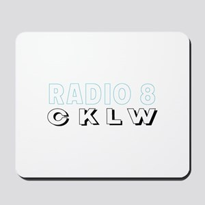 CKLW Detroit 1967 -  Mousepad