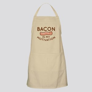 Bacon Is My Motivation Apron