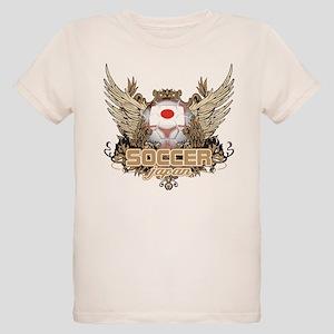 Soccer Japan Organic Kids T-Shirt