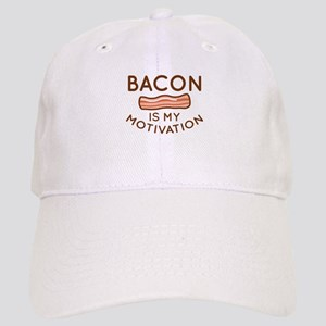 Bacon Is My Motivation Cap
