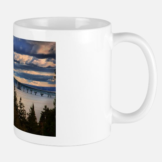 Mackinac Bridge #1060 Mug