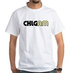 CKLG Vancouver 1977 - White T-Shirt